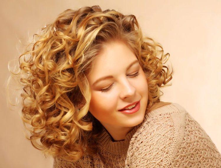 Prodotti professionali per capelli ricci